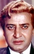 Actor, Producer Pran, filmography.