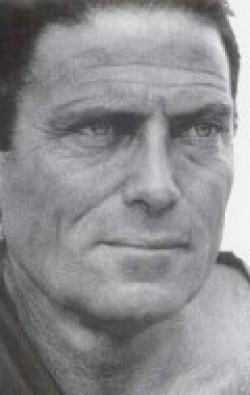 Actor Raf Vallone, filmography.
