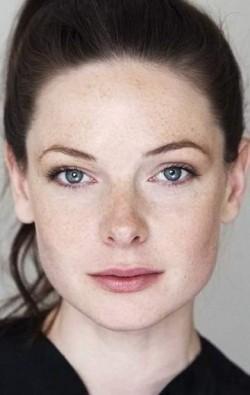 Actress Rebecca Ferguson, filmography.