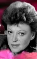 Actress, Writer Regine, filmography.