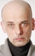 Actor Romuald Makarenko, filmography.