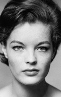 Actress Romy Schneider, filmography.