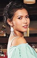 Actress Rosanne Wong, filmography.