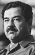 Writer Saddam Hussein, filmography.