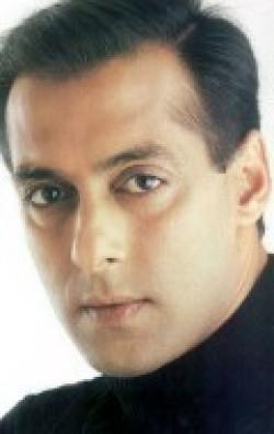 Actor, Writer, Producer Salman Khan, filmography.