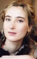 Actress Sandrine Blancke, filmography.
