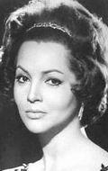 Actress, Producer Sara Montiel, filmography.