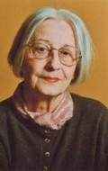 Actress Semka Sokolovic-Bertok, filmography.