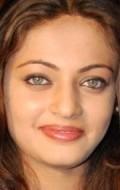 Actress Sneha Ullal, filmography.
