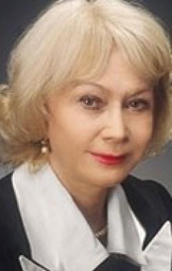 Actress Svetlana Nemolyayeva, filmography.