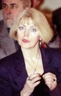 Actress Svetlana Bragarnik, filmography.
