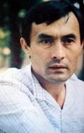 Actor, Director, Writer Talgat Nigmatulin, filmography.