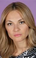 Actress Tamara Garbajs, filmography.