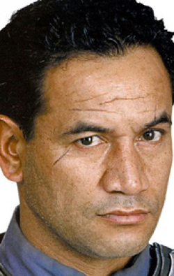 Actor Temuera Morrison, filmography.