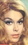 Actress Teresa Gimpera, filmography.