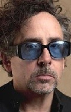 Actor, Director, Writer, Producer, Design Tim Burton, filmography.