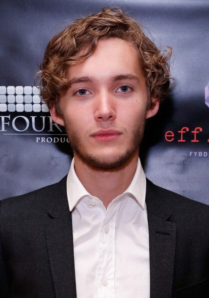 Toby Regbo pictures
