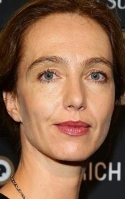 Actress Ursina Lardi, filmography.