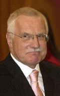 Actor Vaclav Klaus, filmography.