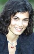 Actress Valeria Solarino, filmography.