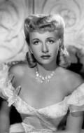 Actress Vera Ralston, filmography.