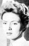 Actress Veronica Hurst, filmography.