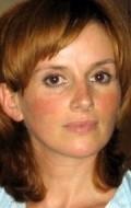Actress Veronika Itskovich, filmography.