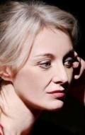 Actress Veronika Zilkova, filmography.