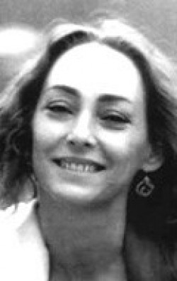 Actress Veronica Lazar, filmography.