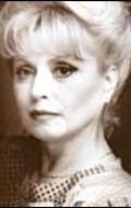 Actress Vida Jerman, filmography.