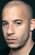 Actor, Director, Writer, Producer, Voice Vin Diesel, filmography.