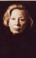 Actress Vjera Zagar-Nardelli, filmography.