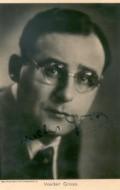 Actor Walter Gross, filmography.