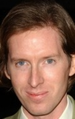 Actor, Director, Writer, Producer Wes Anderson, filmography.
