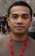 Operator, Director, Writer, Producer, Editor Yam Laranas, filmography.