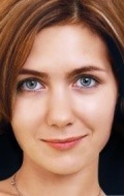 Actress Yekaterina Klimova, filmography.