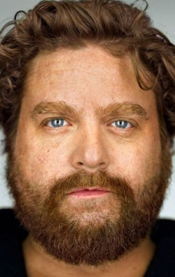 Zach Galifianakis - wallpapers.