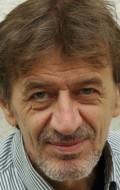 Actor Zoltan Mucsi, filmography.