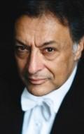 Actor, Composer Zubin Mehta, filmography.
