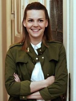 Actress Zuzana Stavna, filmography.