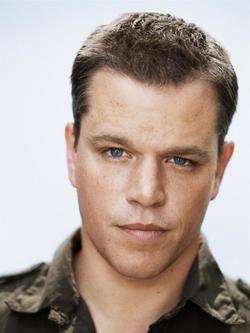 Recent Matt Damon photos.
