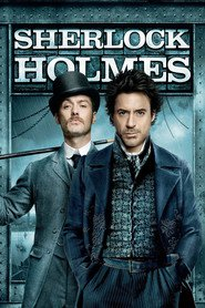 Sherlock - latest TV series.