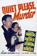 Quiet Please: Murder pictures.