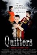 Quitters - wallpapers.