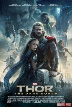 Thor: The Dark World - wallpapers.