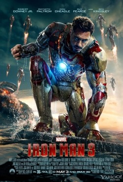 Iron Man 3 pictures.