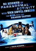 30 Nights of Paranormal Activity with the Devil Inside the Girl with the Dragon Tattoo - wallpapers.