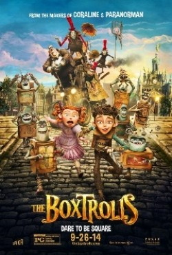 The Boxtrolls pictures.