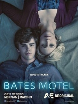 Bates Motel - latest TV series.