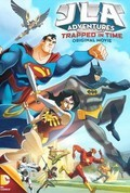 JLA Adventures: Trapped in Time - wallpapers.